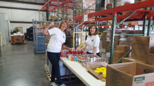 Chevron Corp Volunteers